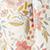 The Etched Floral Linen Button Front Dress